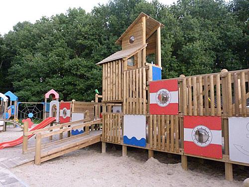 Speeltoestel kinderen met een beperking